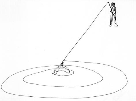 angler_3_zeichnung auf papier_29,7 x 42,0 cm_2005