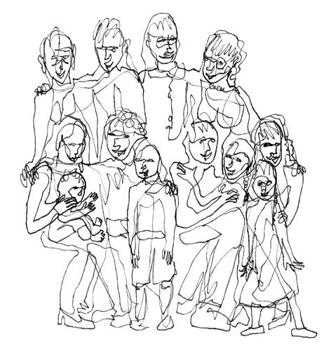 familienbild_zeichnung auf papier_210 x 297_2005