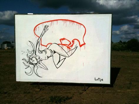schleusengaerten2_Zeichnung auf Plakatwand_400x250cm_2010