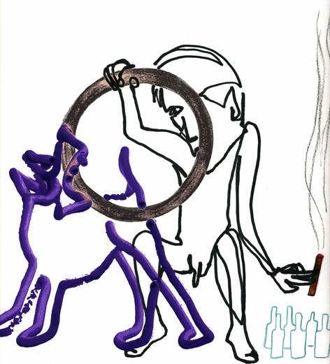 1feuerschutz__Zeichnung auf Papier_20x20cm_2010