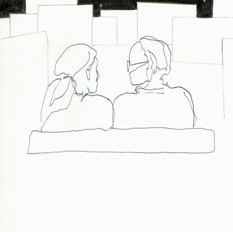 i1a_Zeichnung auf Papier_20x20cm_2009